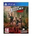 PS4 JAGGED ALLIANCE RAGE