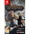 NINTENDO SWITCH PILLARS OF ETERNITY II: DEADFIRE