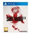 PS4 SINE MORA EX