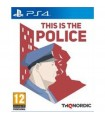 This Is Police PS4