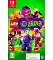 NINTENDO SWITCH LEGO DC SUPER-VILLANOS CIB