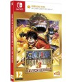 NINTENDO SWITCH ONE PIECE PIRATE WARRIORS 3 DLE NINTENDO SWITCHITCH CODE IN THE BOX