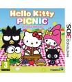 3DS HELLO KITTY PICNIC