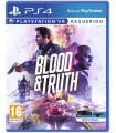 Blood and Truth (VR) PS4