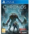 PS4 CHRONOS BEFORE THE ASHES