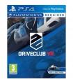 PS4 DRIVE CLUB - VR
