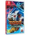 Zoids Wild Blast Unleashed Nintendo Switch