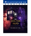 PS4 VR DOCTOR WHO THE EDGE OF TIME
