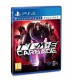 PS4 TIME CARNAGE (VR)