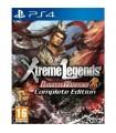 Dynasty Warriors 8 Complete Edition PS4 en Videojuegos PS4 por solo 40,99€ > Tu Tienda de Videojuegos | TTDV