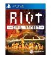 PS4 RIOT - CIVIL UNREST