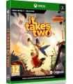 It Takes Two Xbox Series X en Videojuegos Xbox Series X por solo 37,99€ > Tu Tienda de Videojuegos | TTDV