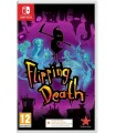 NINTENDO SWITCH FLIPPING DEATH. CODE IN A BOX