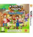 3DS HARVEST MOON: EL PUEBLO DE LOS ÁRBOLES CELESTES