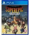 PS4 SUPER EPIC THE ENTERTAINMENT WAR