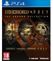 PS4 DISHONORED & PREY THE ARKANE COLLECTION