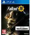 PS4 FALLOUT 76 WASTELANDERS