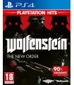 PS4 WOLFENSTEIN THE NEW ORDER HITS