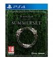 Teso Online Summerset std PS4