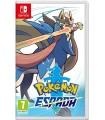 Pokemon Espada Nintendo Switch en Videojuegos Nintendo Switch por solo 48,99€ > Tu Tienda de Videojuegos   TTDV