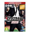 PC FOOTBALL MANAGER 2018 - LIMITED ED.
