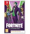 Fortnite The Last Laugh Bundle (Lote la Última Risa) Nintendo Switch