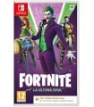 NINTENDO SWITCH FORTNITE THE LAST LAUGH BUNDLE (LOTE LA ÚLTIMA RISA)