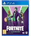Fortnite The Last Laugh Bundle (Lote La Última Risa) PS4