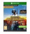 Playerunknown's a Battlegrounds Xbox One