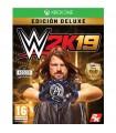 WWE 2K19 Edición Deluxe Xbox One