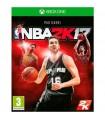 NBA 2K17 Xbox One en Videojuegos Xbox One por solo 18,99€ > Tu Tienda de Videojuegos | TTDV