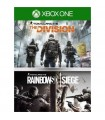 Rainbow Six + The Division (Pack) Xbox One