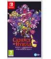 Cadence Of Hyrule Nintendo Switch en Videojuegos Nintendo Switch por solo 37,99€ > Tu Tienda de Videojuegos | TTDV