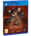 Ys Origins PS4