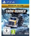 Snowrunner Premium Edition PS4