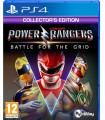 Power Rangers : Battle For The Grip Collector's Edition PS4