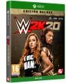 WWE 2K20 Deluxe Xbox One