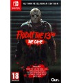 Friday The 13th: The Game - Ultimate Slasher Edition Nintendo Switch