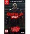 Friday The 13th: The Game - Ultimate Slasher Edition Nintendo Switch en Videojuegos Nintendo Switch por solo 38,99€ > Tu Tienda de Videojuegos | TTDV