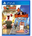 Worms Battleground + Worms WMD PS4