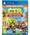 Crash Team Racing Nitro Fueled - Edición Nitros Oxide PS4