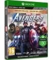 Marvel's Avengers Deluxe Edition Xbox One en Videojuegos Xbox Series X por solo 79,99€ > Tu Tienda de Videojuegos | TTDV