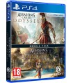 Assassin's Creed Odyssey + Assassin's Creed Origins Double Pack PS4