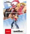 Figura Amiibo Terry Bogard (Colección Super Smash Bros)