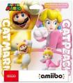 Figura Amiibo Mario Felino y Peach Felina (Pack 2 en 1) en Amiibo por solo 27,99€ > Tu Tienda de Videojuegos | TTDV