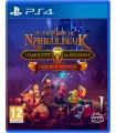 The Dungeon Of Naheulbeuk The Amulet Of Chaos Chicken Edition PS4 en Videojuegos PS4 por solo 42,49€ > Tu Tienda de Videojuegos | TTDV