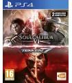 Tekken 7 + Soulcalibur VI PS4