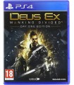 Deus Ex : Makind Divided - Day One Edition PS4