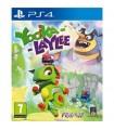 Yooka - Laylee PS4
