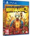 Borderlands 3 Deluxe PS4